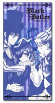 Black Butler B.O.C. - Ciel, Sebastian, And Joker Towel Pre-Order
