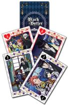 Black Butler B.O.C. - Group Playing Cards Pre-Order