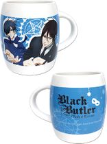 Black Butler B.O.C. - Group With Mask Mug Pre-Order