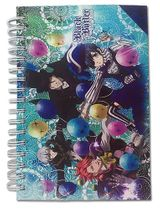 Black Butler Boc - Group Baloon Hardcover Notebook Pre-Order