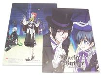 Black Butler Boc - Group File Folder Pre-Order