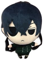 Black Butler - Ciel Plush Bag 12.5'' Pre-Order