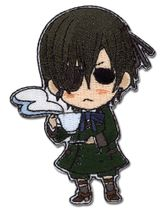 Black Butler Ciel Sd Patch Pre-Order