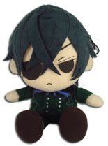 "Black Butler - Ciel Sitting Pose Plush 7"" Pre-Order"