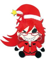 Black Butler - Grell Christmas Dress Plush Pre-Order
