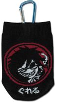 Black Butler Grell Knitted Cellphone Bag Pre-Order