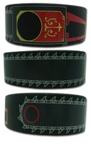 Black Butler Grell's Chainsaw Pvc Wristband Pre-Order