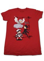 Black Butler Group Flying Jrs T-Shirt Xs Pre-Order