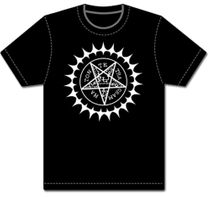 Black Butler - Pentagram Mens T-Shirt XL Pre-Order