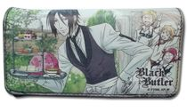 Black Butler - Phantomhive Servants Wallet Pre-Order