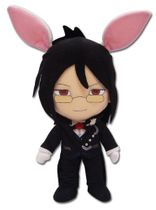 "Black Butler Rabbit Sebastian 8"" Plush Pre-Order"