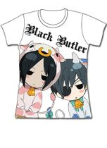 Black Butler Sd Cows Jrs T-Shirt - XL Pre-Order