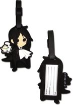 Black Butler - Sd Sebastian Luggage Tag Pre-Order