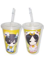 Black Butler Sd Tumbler With Lid Pre-Order
