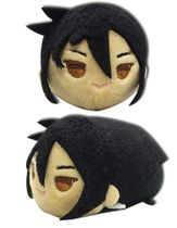 Black Butler - Sebastian Mini Plush 3.5'' Pre-Order