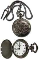 Black Butler Sebastian Pocket Watch Pre-Order