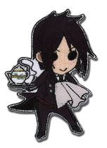 Black Butler Sebastian Sd Patch Pre-Order