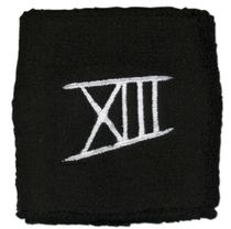 Black Cat 13 Icon Wristband Back Order