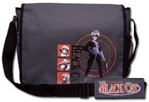 Black Cat Sharpshooter Messenger Bag Pre-Order