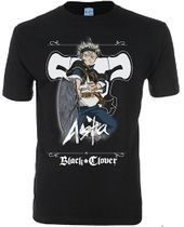 Black Clover - Asta Men's T-Shirt L Back Order