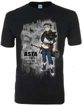 Black Clover - Asta Stimulated Process Men's T-Shirt XL Pre-Order