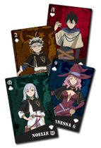 Black Clover - Group Playing Cards Pre-Order