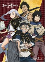 Black Clover - Group Wall Scroll Pre-Order