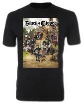 Black Clover - Key Visual Men's T-Shirt L Pre-Order