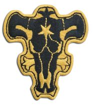 Black Clover - The Black Bulls Patch Pre-Order