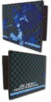 Black Rock Shooter Black Rock Shooter Blue Wallet RETIRED