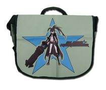 Black Rock Shooter Black Rock Shooter Star Messenger Bag RETIRED