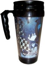 Black Rock Shooter - Black Rock Shooter Tumbler With Handle RETIRED