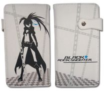 Black Rock Shooter Brs & Chain Girl Wallet RETIRED