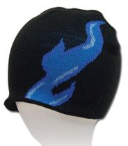 Black Rock Shooter Brs Flame Beanie RETIRED