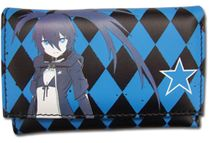 Black Rock Shooter Brs Icon Girl Wallet RETIRED
