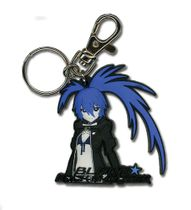 Black Rock Shooter - Brs Pvd Keychain RETIRED