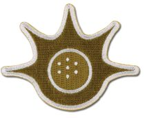 Black Rock Shooter - Chariot Icon Patch RETIRED