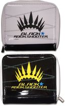 Black Rock Shooter Crt Crown Girl Wallet RETIRED