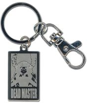 Black Rock Shooter Dead Master Keychain RETIRED