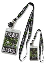 Black Rock Shooter Dead Master Lanyard RETIRED