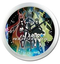 Black Rock Shooter - Group Wall Clock RETIRED