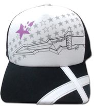 Black Rock Shooter Ibrs Buki Cap RETIRED