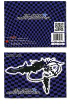 Black Rock Shooter Ibrs Memo Pad RETIRED