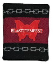 Blast Of Tempest - Butterfly Wristband Pre-Order