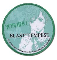 Blast Of Tempest - Yoshino Patch Pre-Order