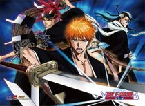 Bleach - Group 1 Hi-End Wall Scroll Pre-Order