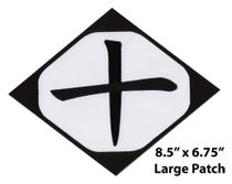 Bleach Group 10 Large Patch Back Order