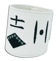 Bleach Group Eleven Leather Wristband Back Order