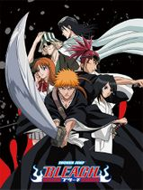 Bleach - Group Sublimation Throw Blanket Pre-Order