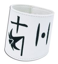 Bleach Group Ten Leather Wristband RETIRED